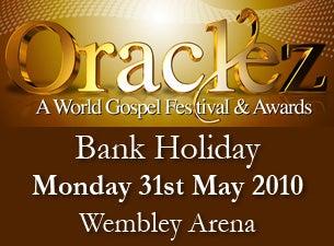 Oraclez - the Gospel FestivalTickets