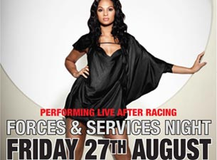 Alesha Dixon Tickets