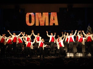 Only Men Aloud! Tickets