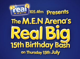 MEN Birthday Party Tickets