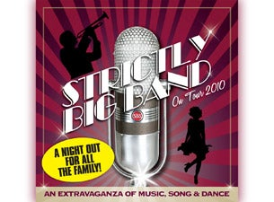 Strictly Big Band Tickets