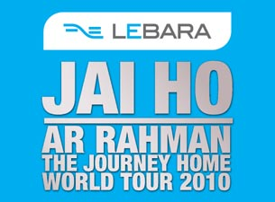 Ar Rahman Tickets
