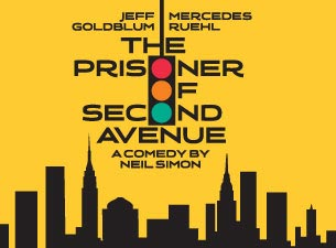 Prisoner of Second Avenue Tickets