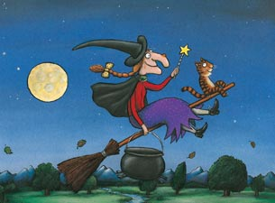 Room On the Broom Tickets