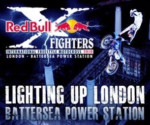 Red Bull X-FightersTickets