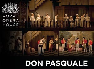 Don Pasquale Tickets