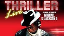 Kids Week Show - Thriller Live (5+)Tickets