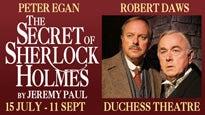 Sherlock HolmesTickets