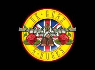 UK Guns 'n' Roses