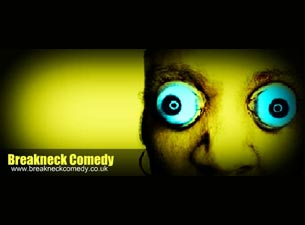 Breakneck Comedy Club Tickets