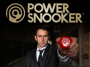 Power Snooker Tickets