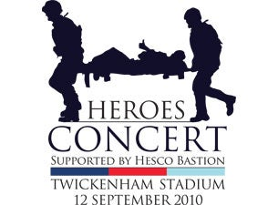 Heroes ConcertTickets