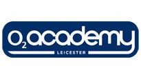 Logo for O2 Academy Leicester