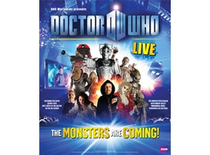 Doctor Who LiveTickets