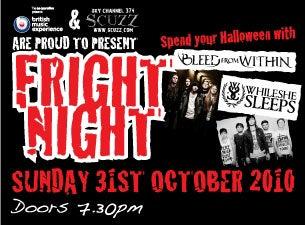 Fright NightTickets