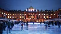 Logo for Somerset House Ice Rink
