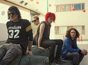 My Chemical RomanceTickets