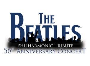 The Beatles Philharmonic TributeTickets