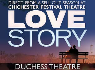 Love Story Tickets
