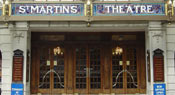 Logo for St Martin's Theatre