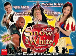 Snow White and the Seven Dwarfs - Shaw Theatre Tickets