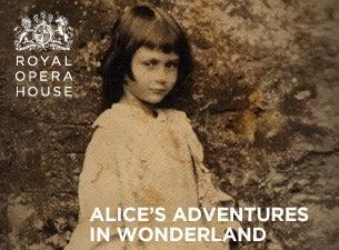 Alice In WonderlandTickets