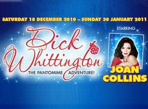 Dick Whittington - Birmingham Hippodrome Tickets