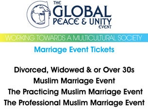 Global Peace & Unity Marriage Events Tickets
