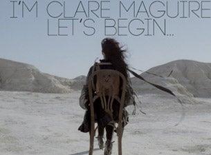 Clare MaguireTickets