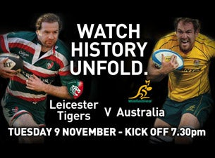 Leicester Tigers Tickets
