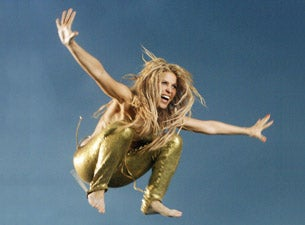SEAT Presents: Shakira - The Sun Comes Out World Tour  Tickets