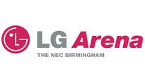 Logo for LG Arena Birmingham