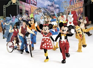 Disney On Ice: Disneyland Adventure Tickets