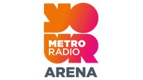 Logo for Metro Radio Arena