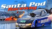 Logo for Santa Pod Raceway