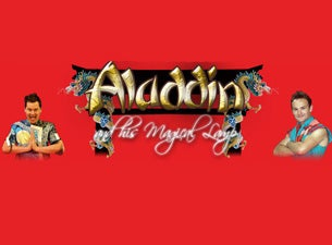 Aladdin - King George's Hall BlackburnTickets