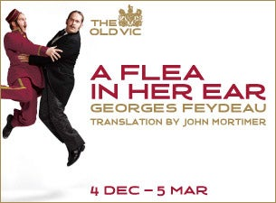 A Flea In Her Ear Tickets