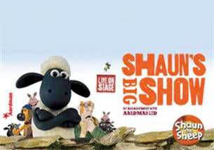 Shaun the Sheep Tickets