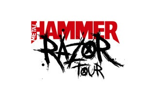 Metal Hammer Razor Tour Tickets