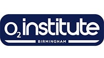 Logo for O2 Institute2 Birmingham