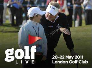 Golf Live Tickets