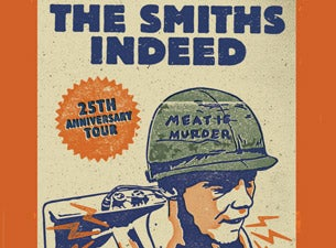 Smiths Indeed Tickets