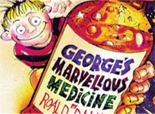 George's Marvellous Medicine Tickets
