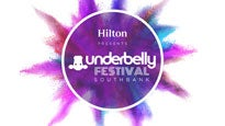 Logo for Underbelly Festival Southbank