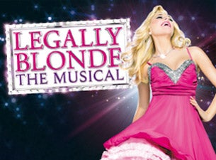 Legally Blonde the MusicalTickets