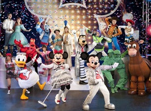 Disney Live! Mickey's Music Festival Tickets