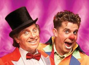 Circus HilariousTickets