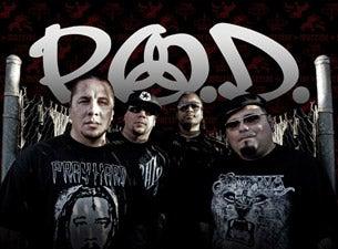 P.O.D.Tickets