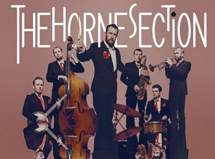 The Horne Section Tickets