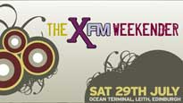 The XFM Weekender Tickets